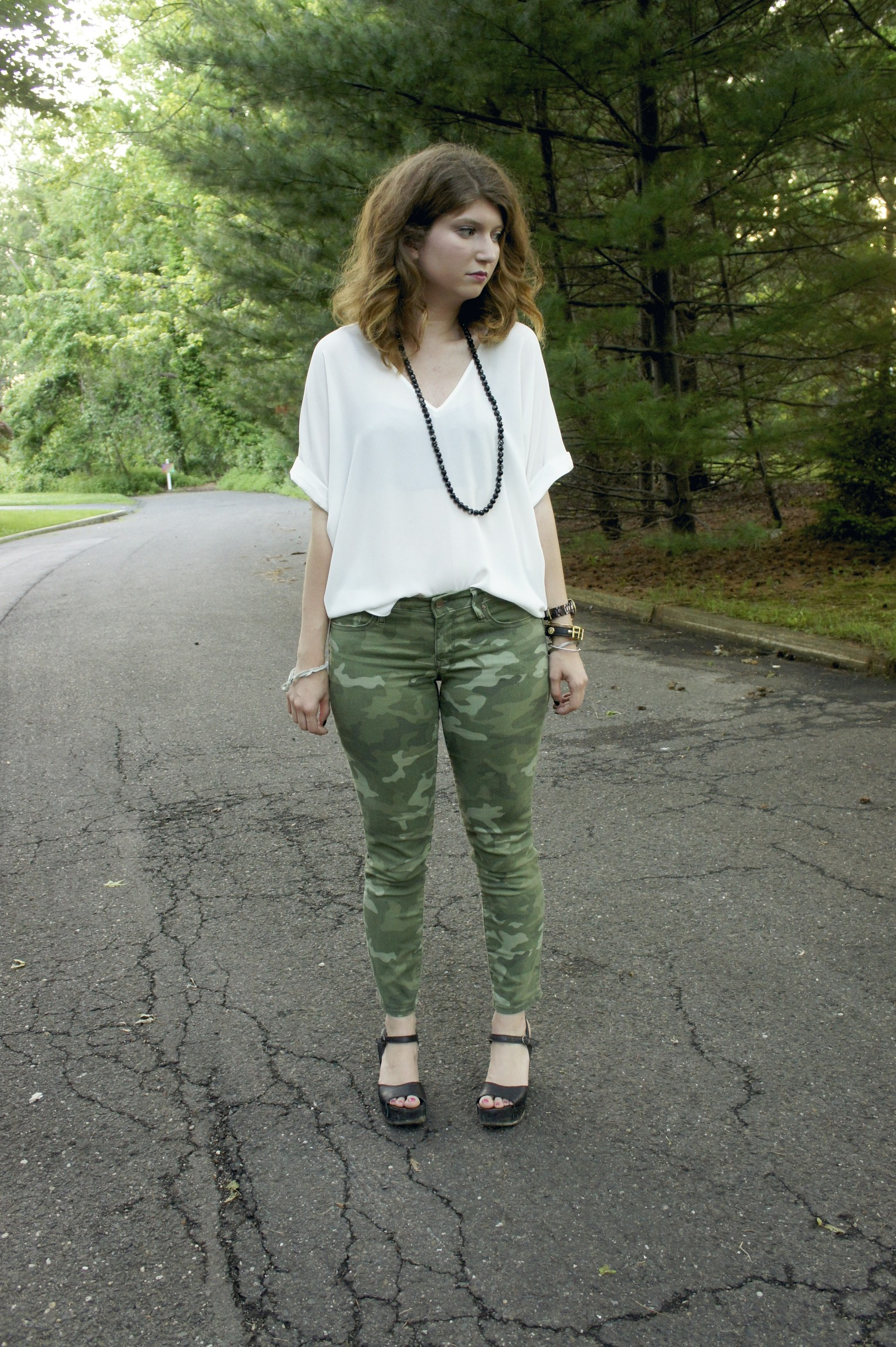 outfit camo pants