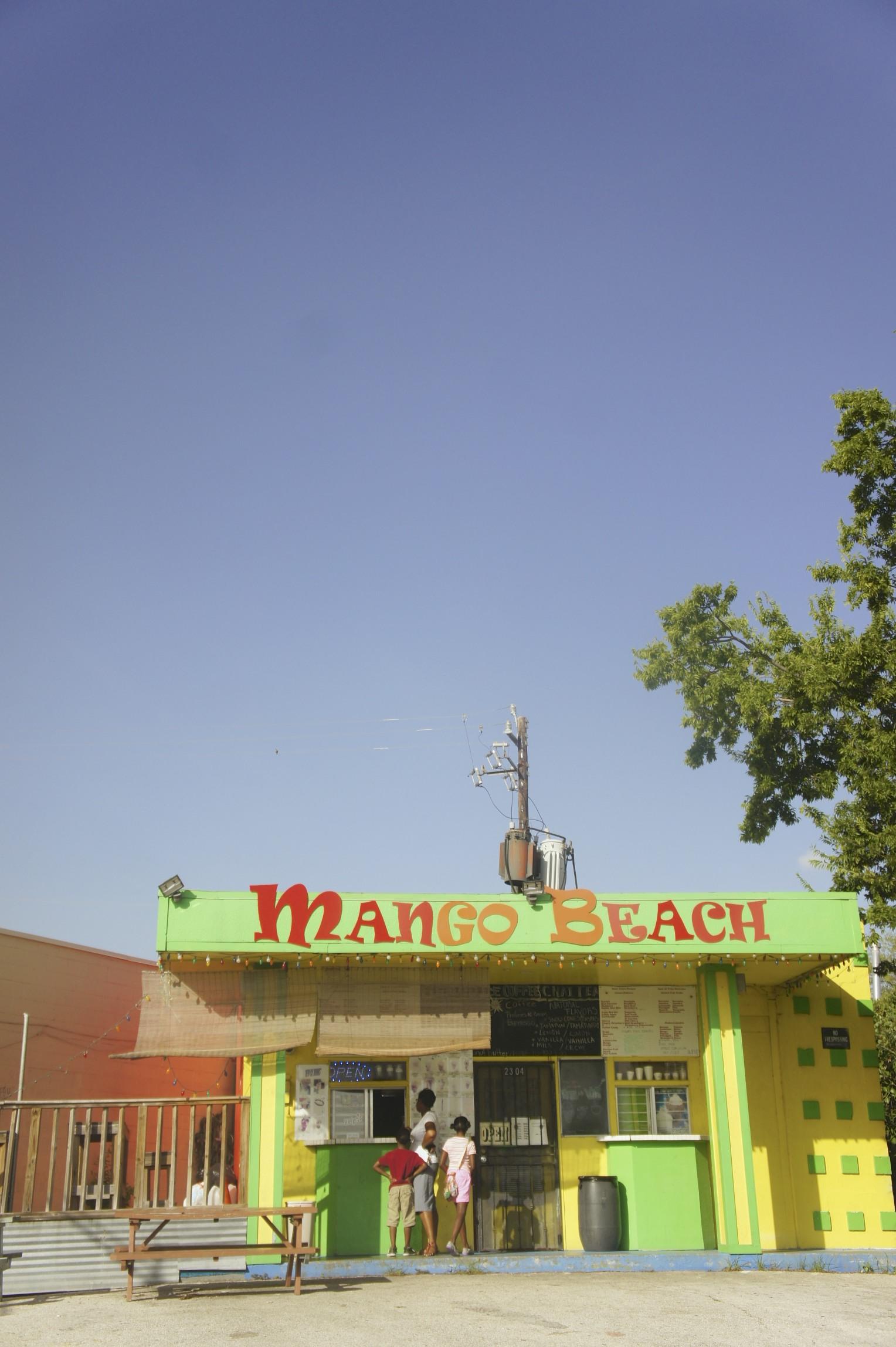 Outfit: Mango Beach