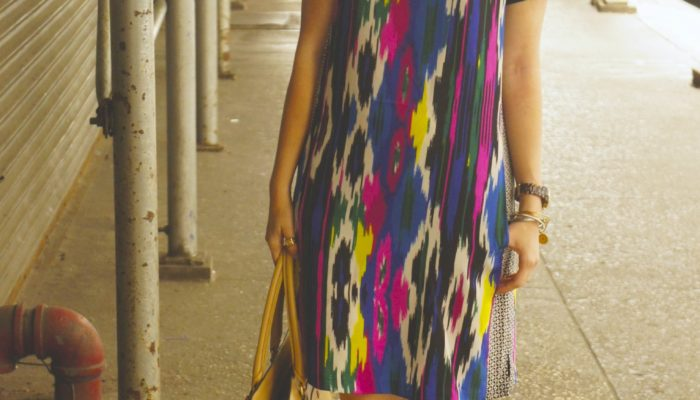Outfit: iKat Dress