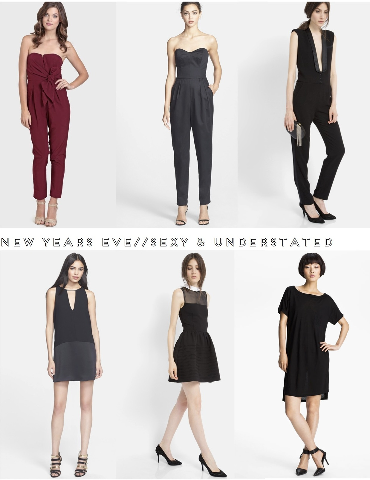 NYE 13:14 outfits - NYE Outfit Options