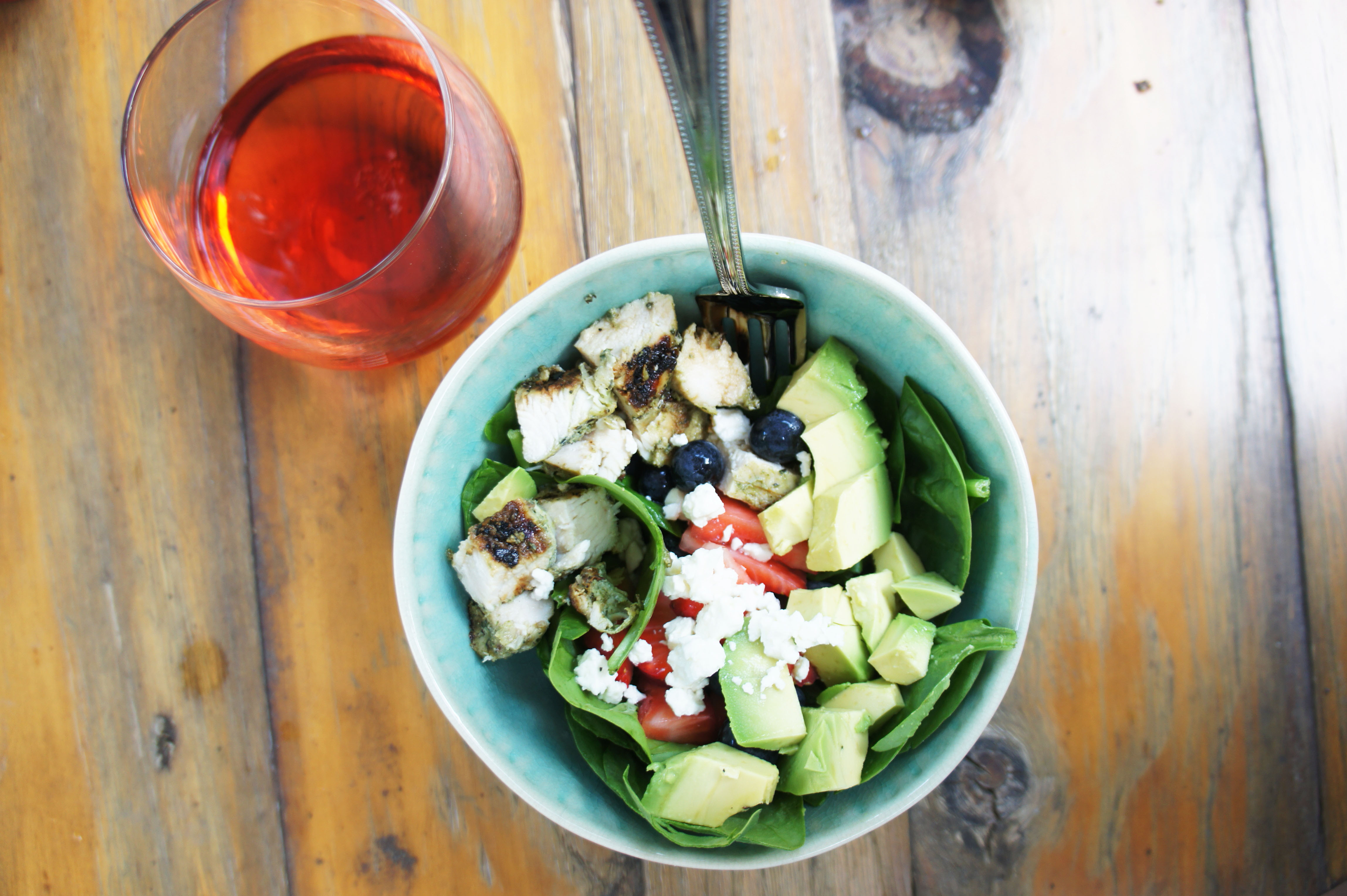 In the kitchen: Summer Berry Salad