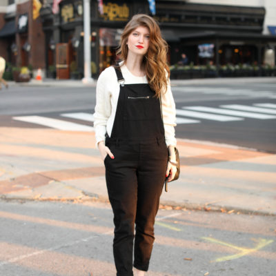 outfit: How to wear overalls pt.2