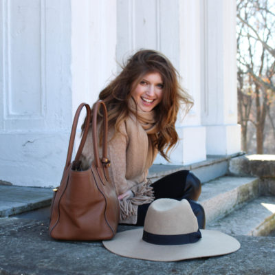 outfit: wide load (hat)