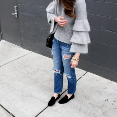 outfit: Ruffle & Bow