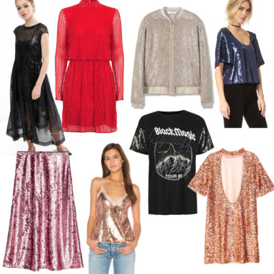 currently crushing: sequins