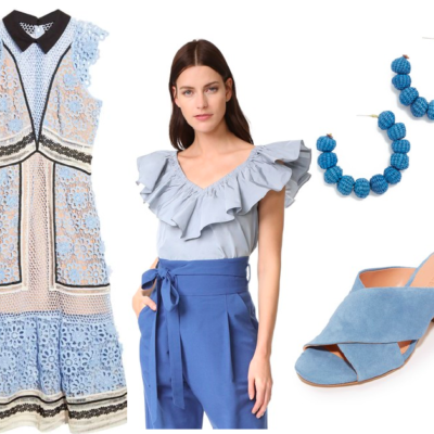 currently crushing: shades of blue