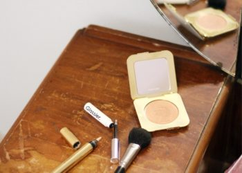 beauty chat: bronze cream blush