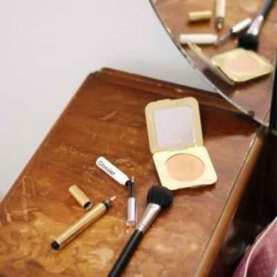beauty chat: bronze cream blush