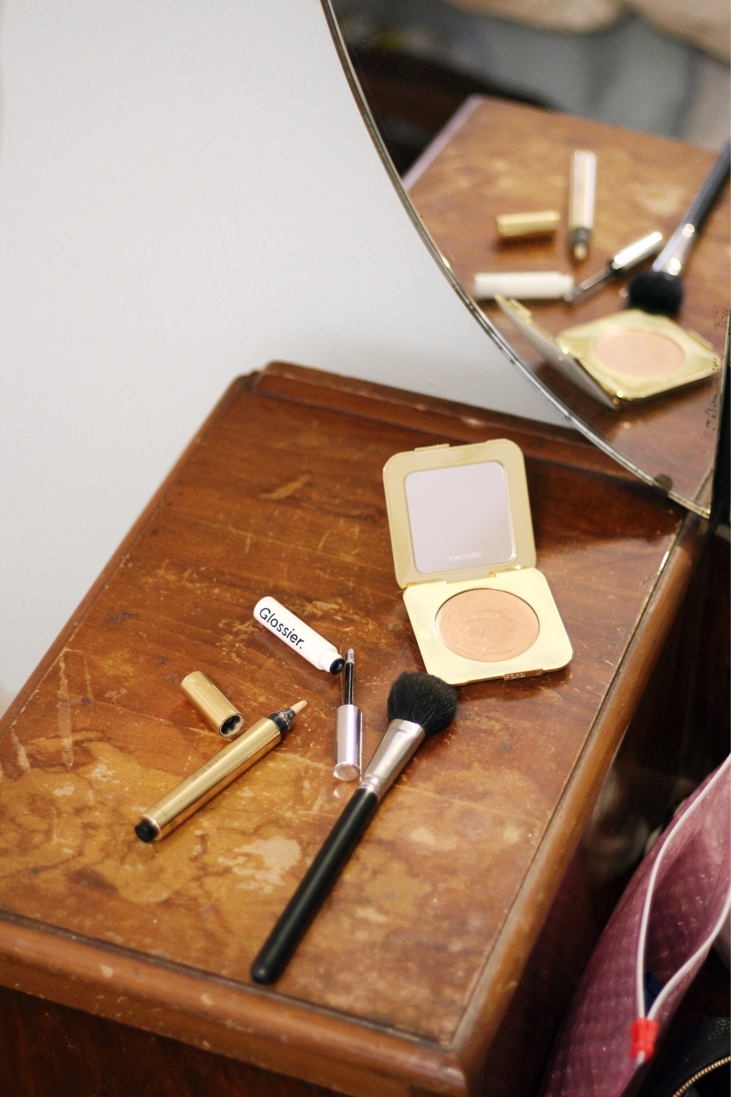 beauty chat: tom ford cream blush