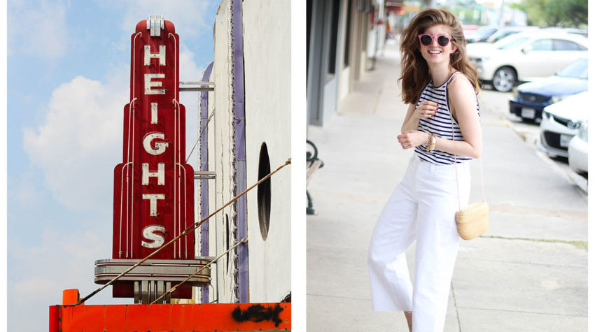 all tank-white jeans - summer outfit