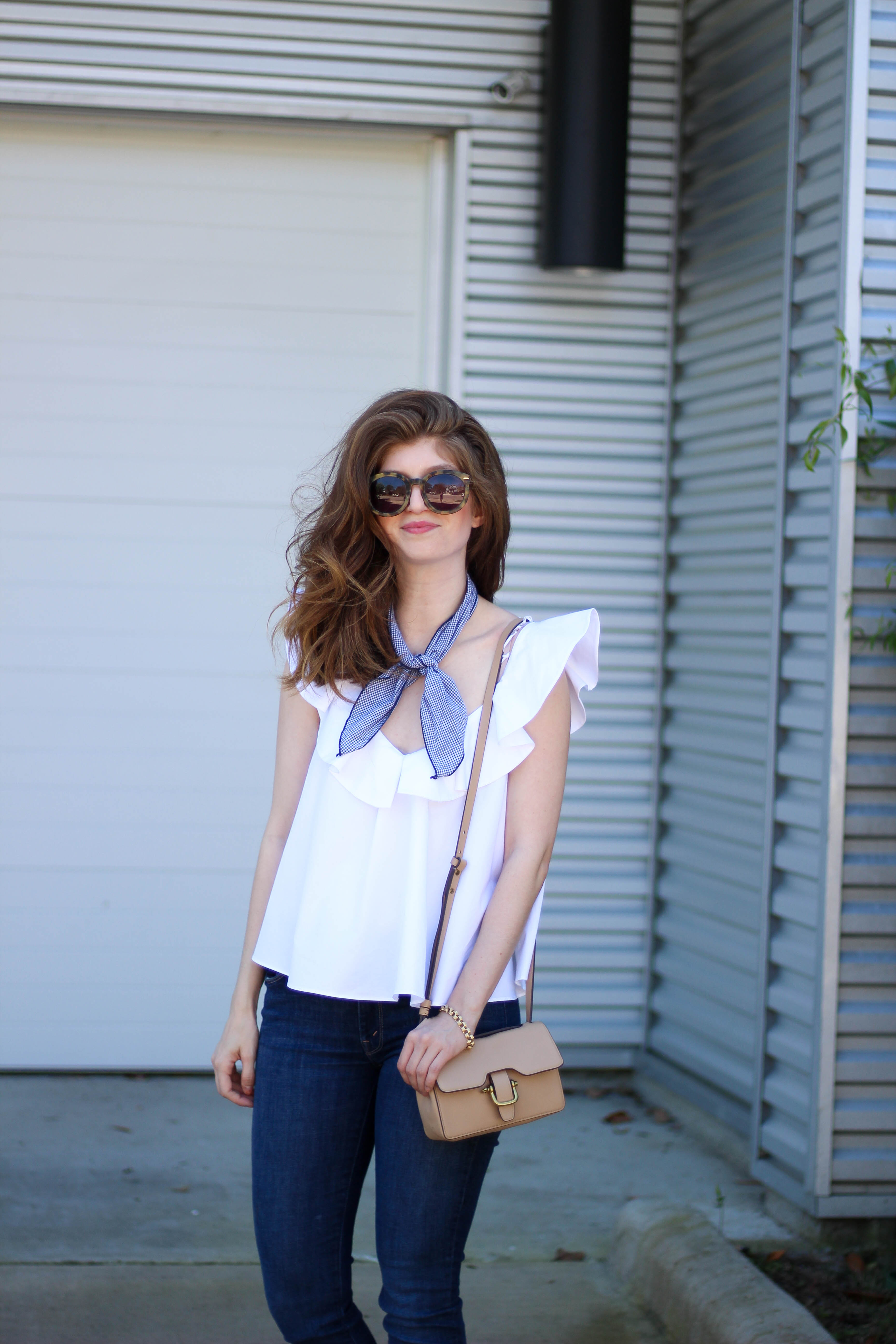 outfit: Donni Charm