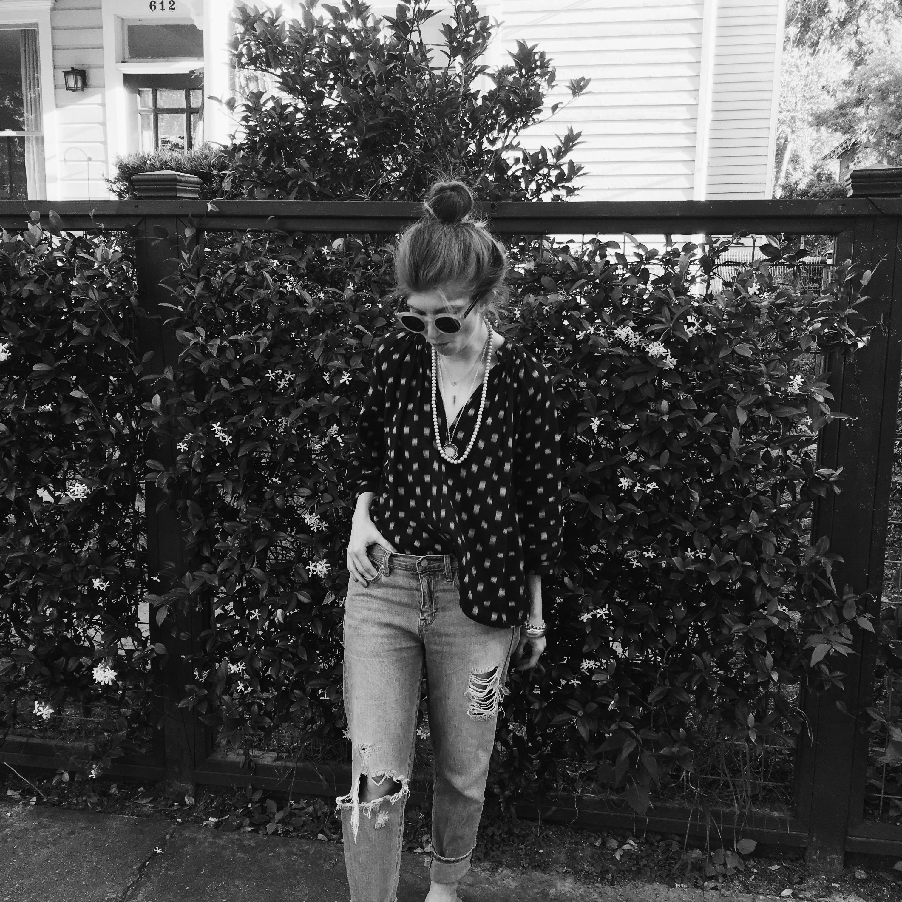 gap jeans - boyfriend jeans
