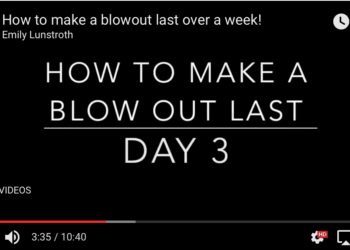 How to Make Your Blow Out Last