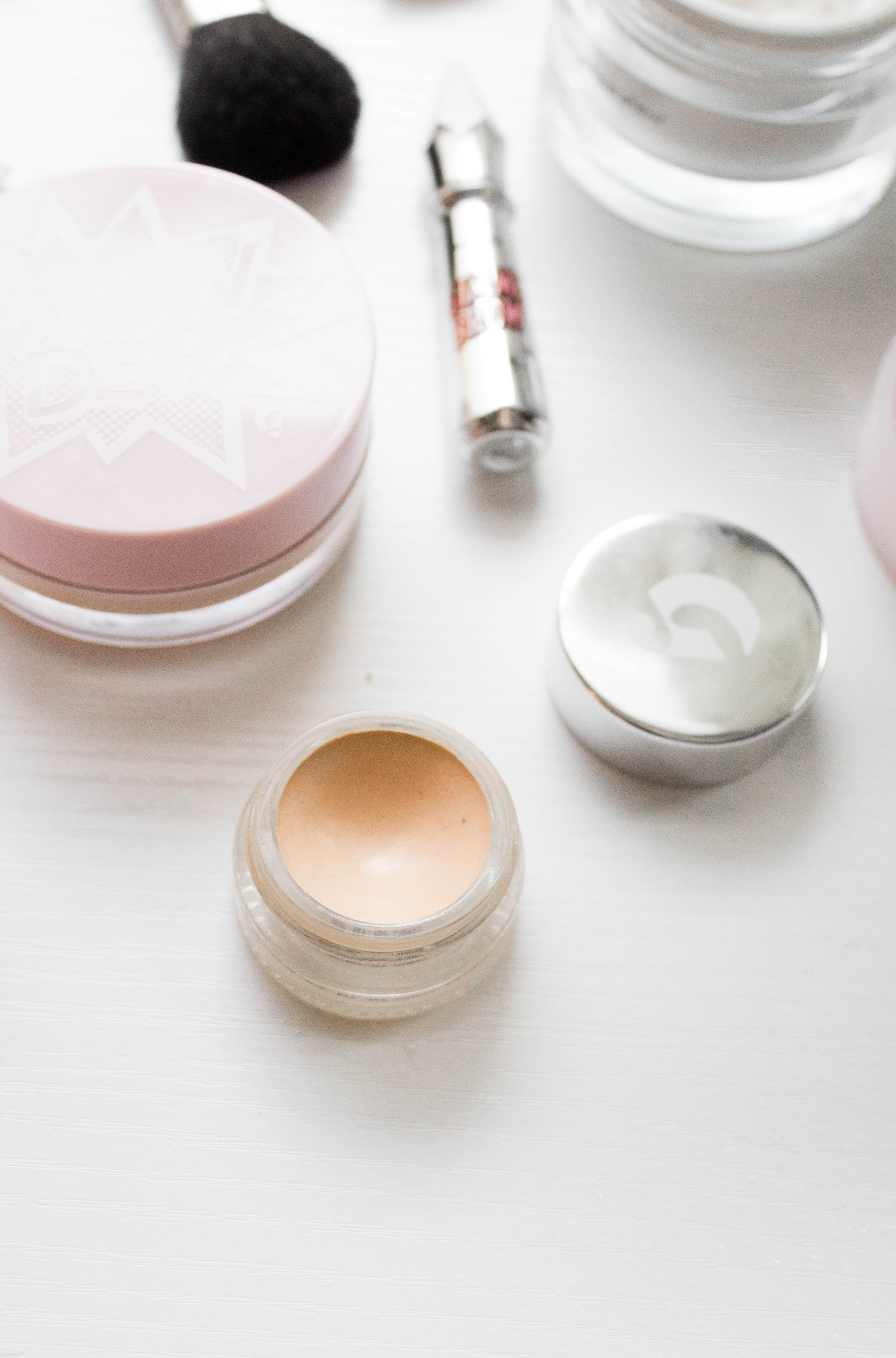 fall makeup, simple makeup, glossier makeup, glossier moisturizer