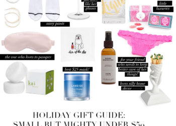 Gift Guide: Small But Mighty under $50
