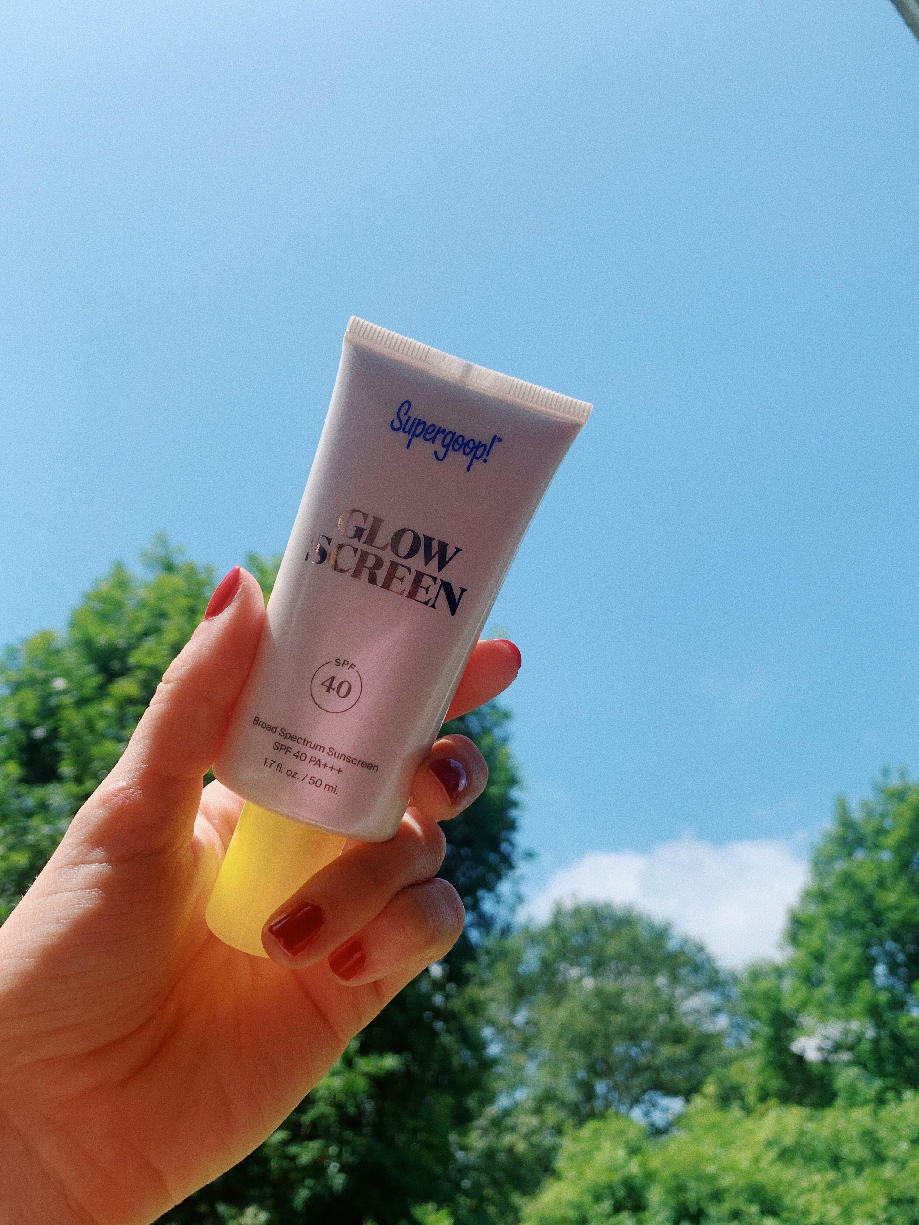 Supergoop, top sunscreens